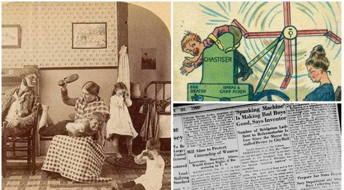 La máquina de zurrar niños que se instaló en New Jersey. ¡Alucinante!