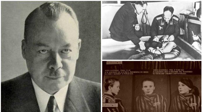 5 enfermedades que aún llevan el nombre de un médico nazi