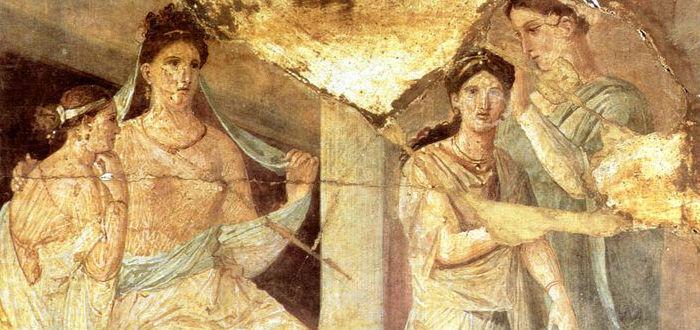 menstruación en el pasado, mujeres romanas