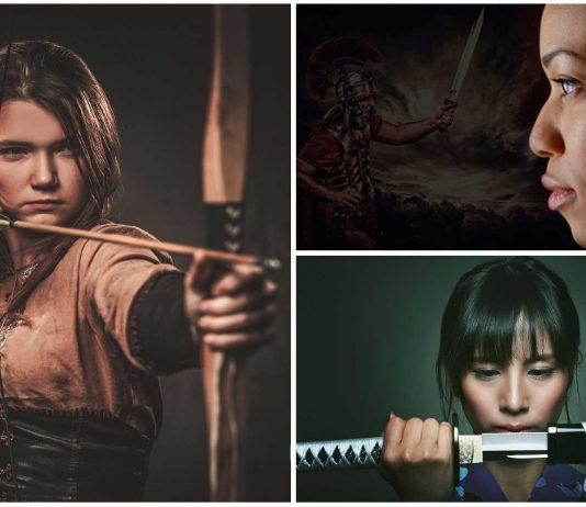 6 grandes mujeres guerreras de la historia que no conocíamos