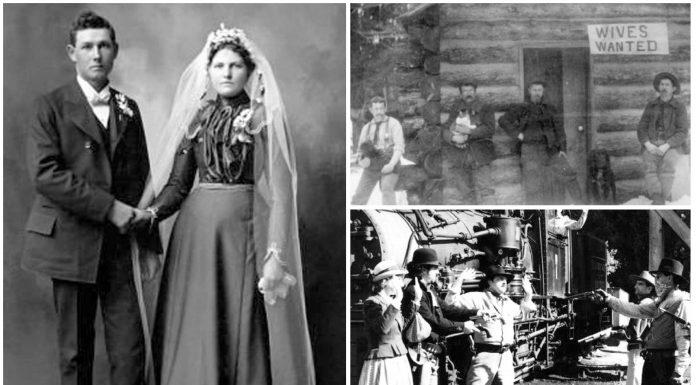 """La increíble historia de Eleanor Barry una """"novia por correo"""""""