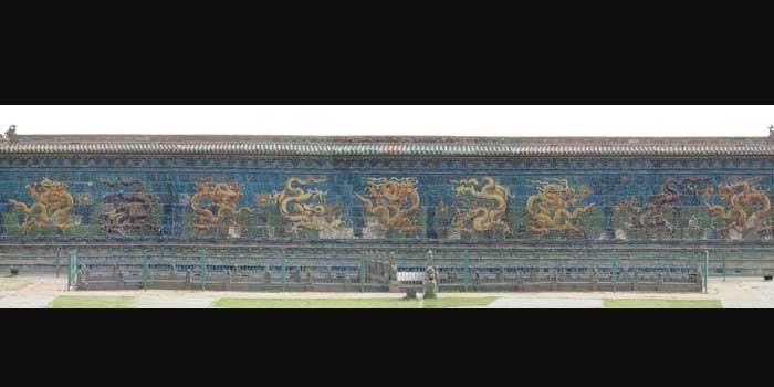 nueve Dragones chinos y su significado
