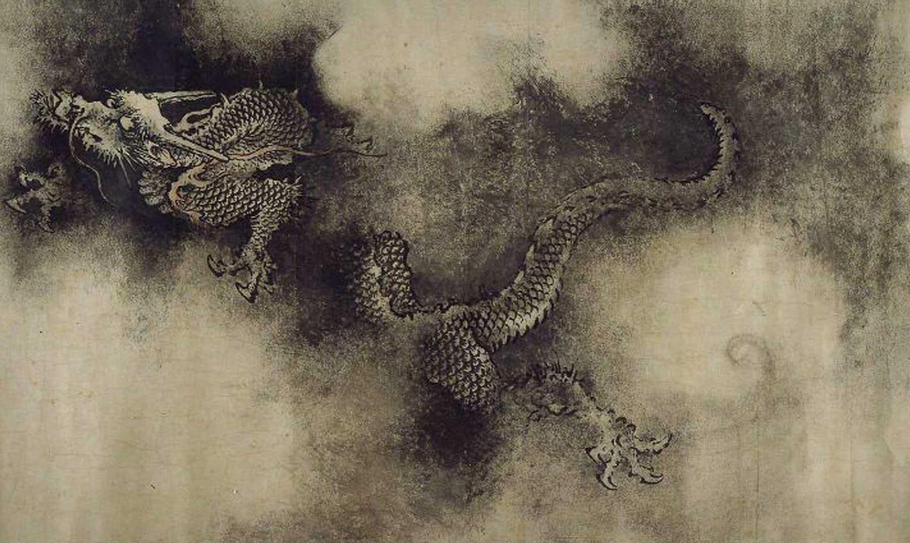 Los Nueve Dragones Chinos Y Su Significado Descúbrelos