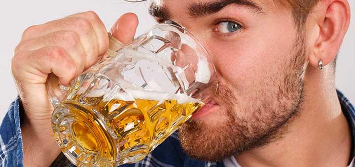ojos azules, investigación, alcohol