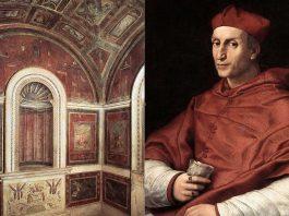 Stufetta del cardenal Bibbiena: ¿pornografía en el Vaticano?