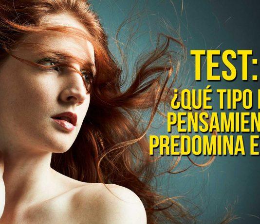 TEST: ¿Qué tipo de pensamiento predomina en ti?