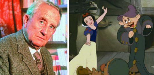 Esta película de Disney aumentó el DESPRECIO de Tolkien por Disney