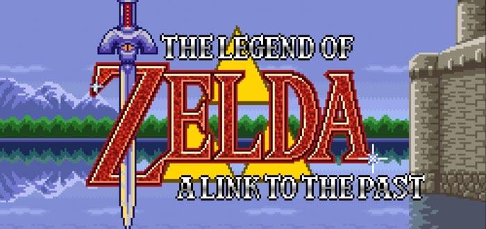 videojuegos mas queridos, link to the past