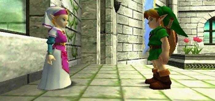 videojuegos más queridos, zelda ocarina of time
