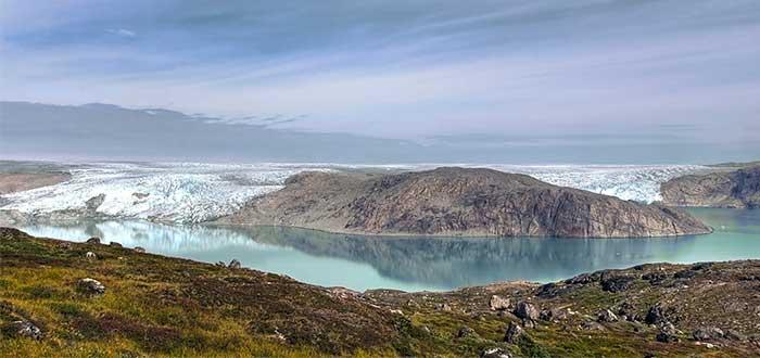 vikingos de groenlandia, era glacial