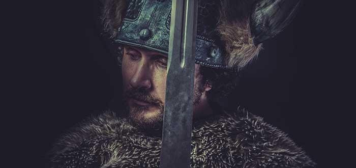 vikingos de Groenlandia, guerrero