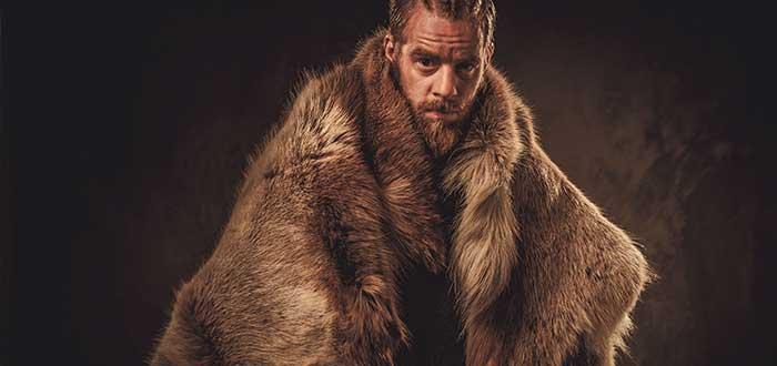 vikingos de groenlandia, guerrero vikingo
