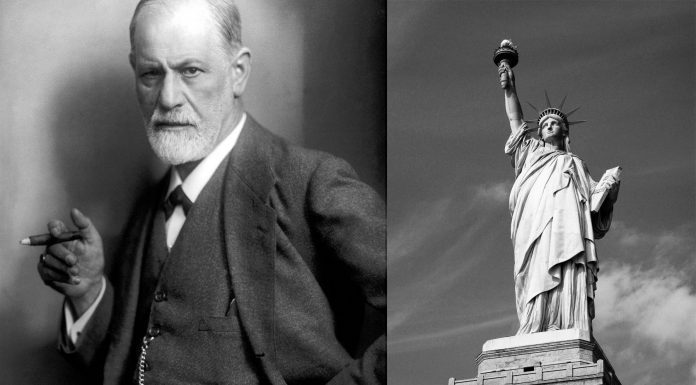 ¿Por qué Freud odiaba EE.UU. y lo consideraba un error?