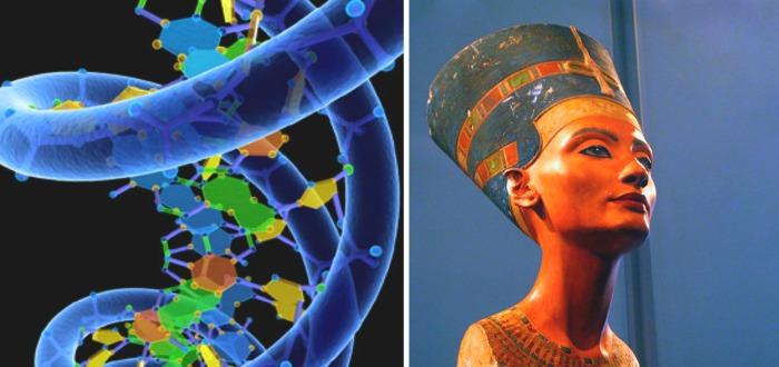 El ancestral origen de los egipcios sorprende a los científicos.