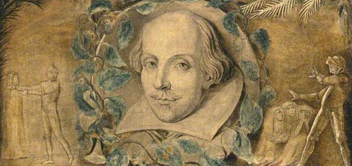 Espitafios, Shakespeare