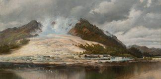 La octava maravilla del mundo podría estar bajo un lago en Nueva Zelanda