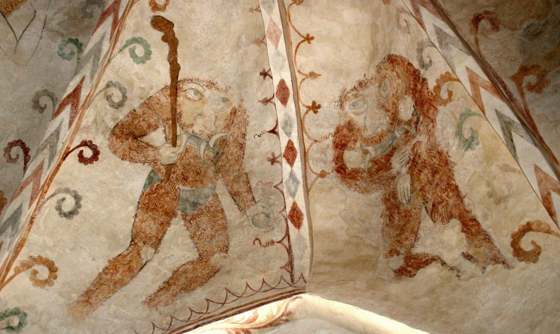 Resultado de imagen de Los hombres sin cabeza de la mitología antigua y medieval