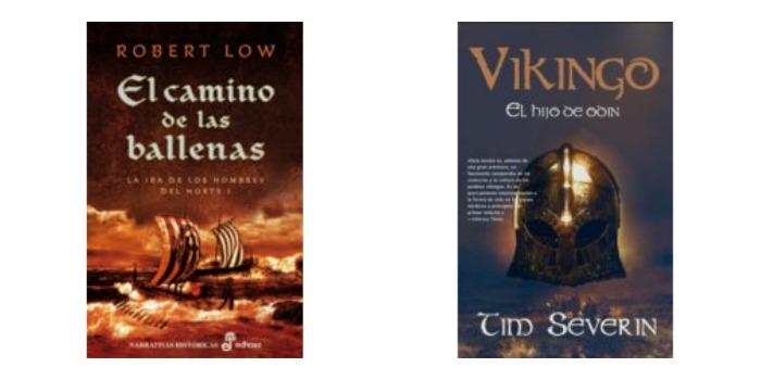 6 novelas de vikingos que NO puedes perderte - Supercurioso