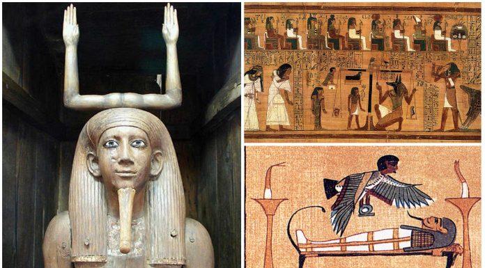 El Alma en el antiguo Egipto. ¡Fascinante!