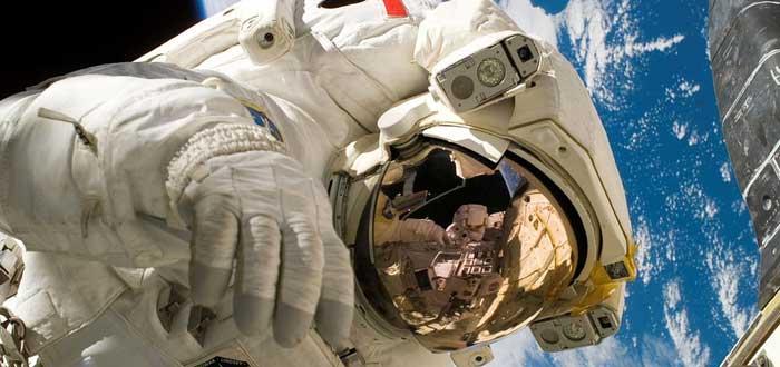 Astronautas al espacio profundo: 5 problemas para su salud