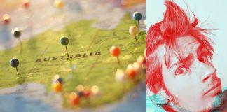 La teoría de conspiración que sostiene que Australia no existe