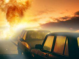 ¿Por qué en caso de bomba nuclear NUNCA deberías meterte en tu coche?