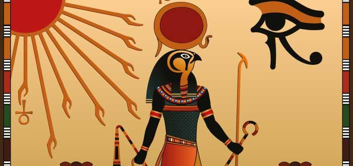 dios ra origen de los egipcios