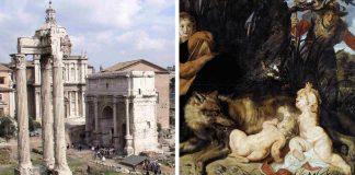 Descubre la fascinante leyenda de la fundación de Roma