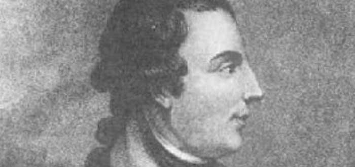 Henry Ludington retrato de sobre1800