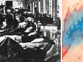 Las heridas que brillaban en la oscuridad en la Guerra Civil Americana. ¡RESUELTO!