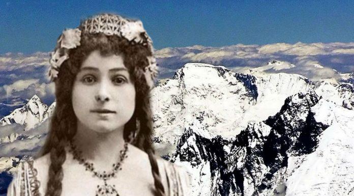 primera mujer que exploró el Tíbet