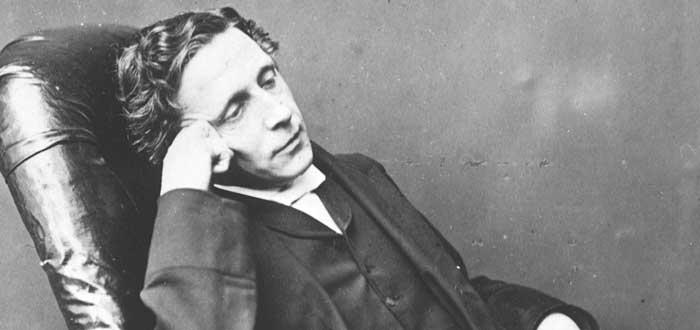 Lewis Carroll, retrato