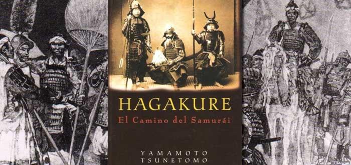 libros sobre samuráis, hakagure