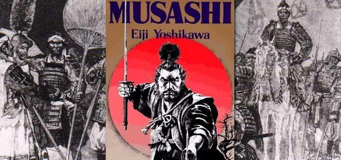 libros sobre samuráis, musashi