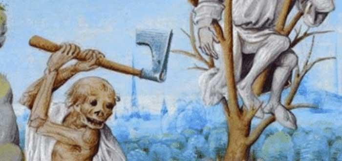 Alucinantes muertes medievales más habituales de lo que piensas