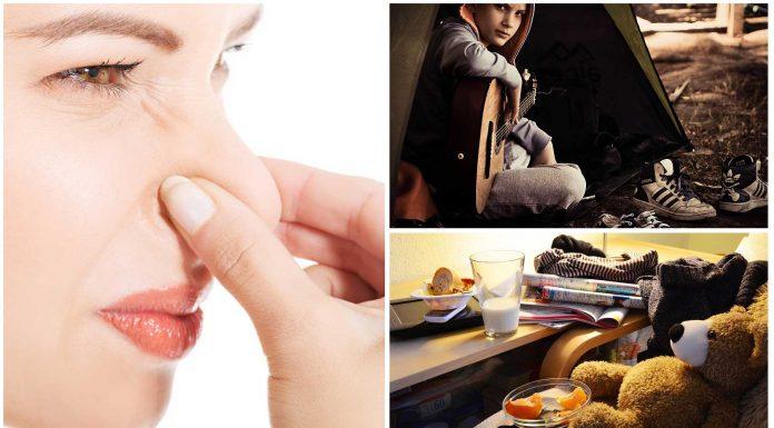 Por qué a los adolescentes no les afecta el mal olor
