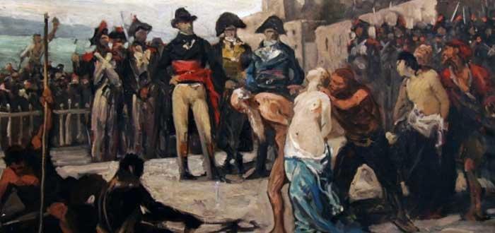 """Los atroces """"matrimonios republicanos"""" durante la Rev. Francesa"""