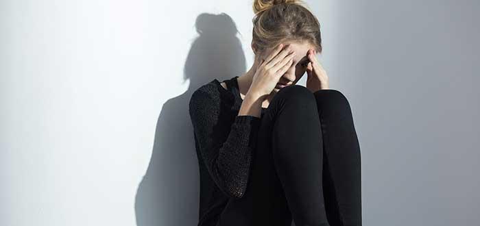 mujer dolor menstrual