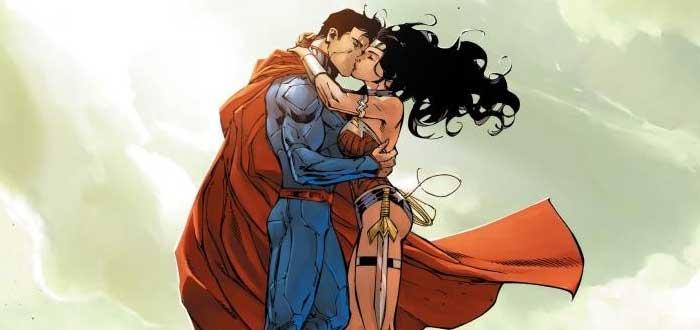 mujer maravilla, superman