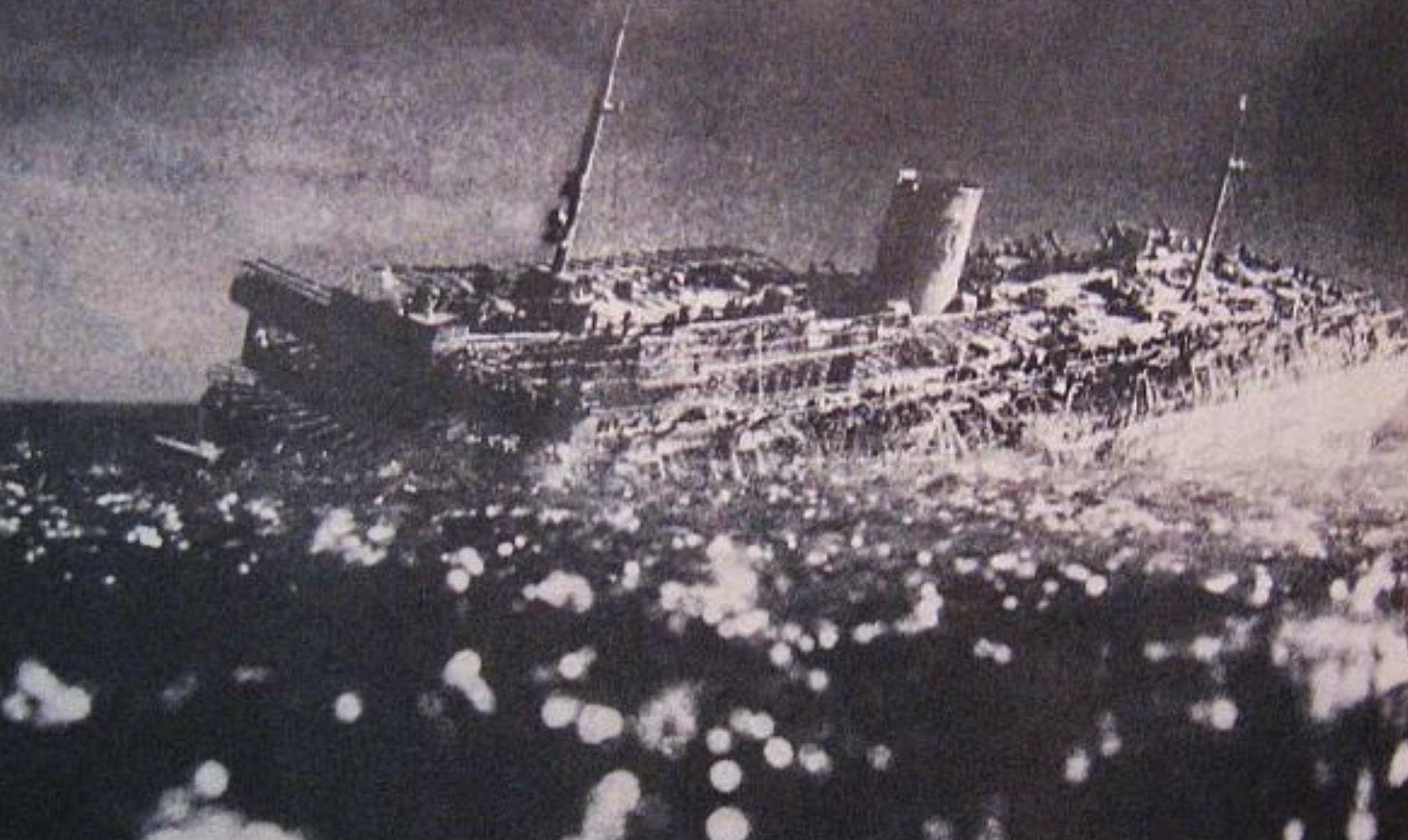 El Naufragio Peor Que El Del Titanic Que El Mundo Ignoro Adrede