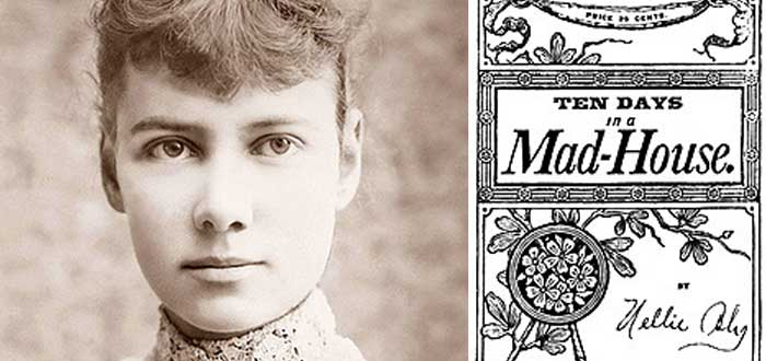 Nellie Bly, 10 días en un psiquiátrico, 10 days in a MadHouse