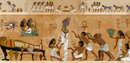 origen de los egipcios