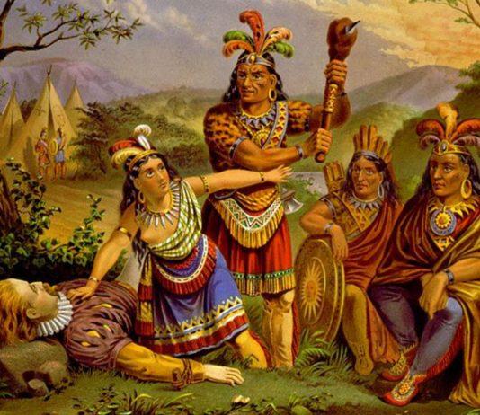 ¿Y si en REALIDAD Pocahontas nunca salvó a John Smith