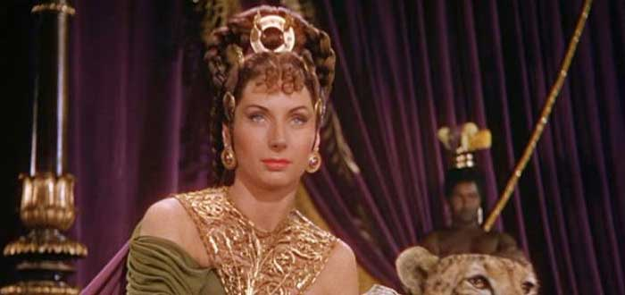 El personaje de Poppaea Sabina en Quo Vadis