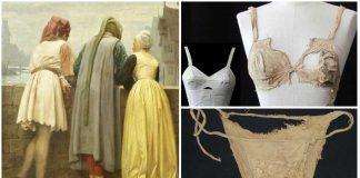 ¿Sabes cómo era la ropa interior en la Edad Media?