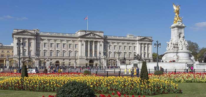 10 secretos de Buckingham Palace