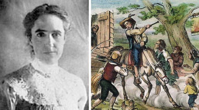 La joven de 16 años que salvó al ejercito estadounidense en la Revolución Americana
