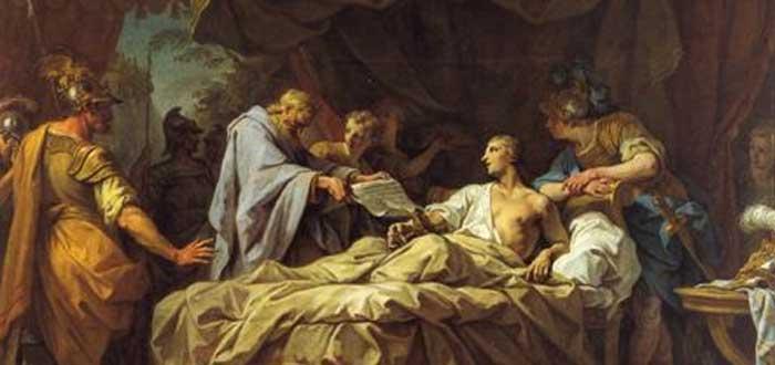 La leyenda de los 3 últimos deseos de Alejandro Magno