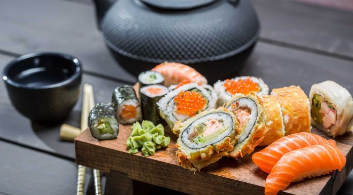 5 Maneras en las que el sushi es bueno para tu salud, y no solo comida rápida