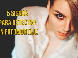 5 signos para detectar un fotomontaje